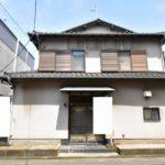 ご近所の人に愛された寿司屋の跡地です。矢畑売地 2500万円