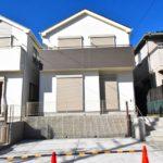 浜須賀 新築戸建 全2棟 4290万円~ 鉄砲道まで徒歩約5分。住環境充実しています!