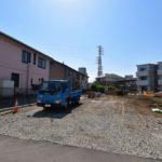 寒川町一之宮 売地(建築条件付)全4区画 1580万円~産業道路のすぐそばです。