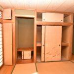 1階和室収納(居間)