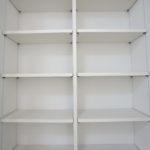 和室にある収納の一部は棚となっています。
