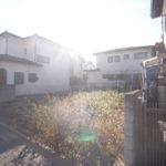 売地 香川駅徒歩11分 43.14坪 2080万円 北向き道路は素晴らしい