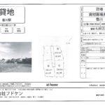 C区画 268.90㎡(81.3坪)68,000円(間取)