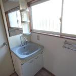 シャワー付き洗面台(内装)