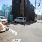 茅ヶ崎駅方向へ