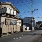 若松町 土地 桜道 ラチエン通りに面しています。