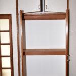 1階6帖洋室の広い収納(内装)