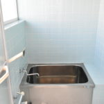 追い炊き機能付きお風呂です。(風呂)