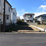 売地 松林1丁目 30坪 1,880万円 建築条件なし 国道1号線までのアクセスが便利