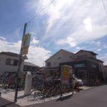 坪田輪業 自転車屋さんです。電動の空気入れを無料で使わせてもらえます。(周辺)