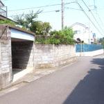 車庫(外観)