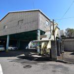 中古工場 矢畑 土地面積171.5坪 工場専用地域 1億300万円