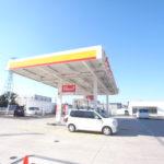 ガソリンスタンド(周辺)