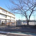 鵠洋小学校(周辺)