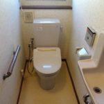 1階トイレです。(内装)
