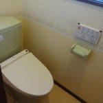 2階トイレです。(内装)